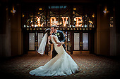 Christina & Cian's spectacular wedding at Liuna Station, Hamilton