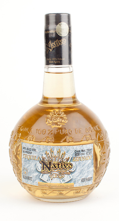 Nativo reposado -- Image originally appeared in the Tequila Matchmaker: http://tequilamatchmaker.com