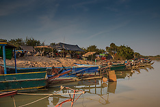 Kampong Phluk (Floating Village) & Tonle Sap