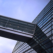 Suspended walkway2, Copenhagen, Denmark (December 2004)