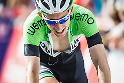 Bauke Mollema (NED) of Belkin Pro Cycling, Tour de France, Stage 14: Grenoble / Risoul, UCI WorldTour, 2.UWT, Risoul, France, 19th July 2014, Photo by BrakeThrough Media