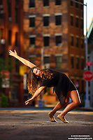 Dance As Art Photography Project- Dumbo Brooklyn, New York with dancer, Caitlyn Casson_