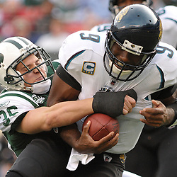 2009 NFL Football - New York Jets 22, Jacksonville Jaguars 24