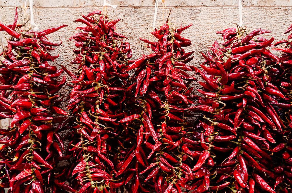 Paprika chillies