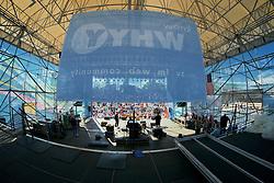 Riverstage, Great Plaza of Penn's Landing, Philadelphia, PA - September 6-9, 2012; Backstage
