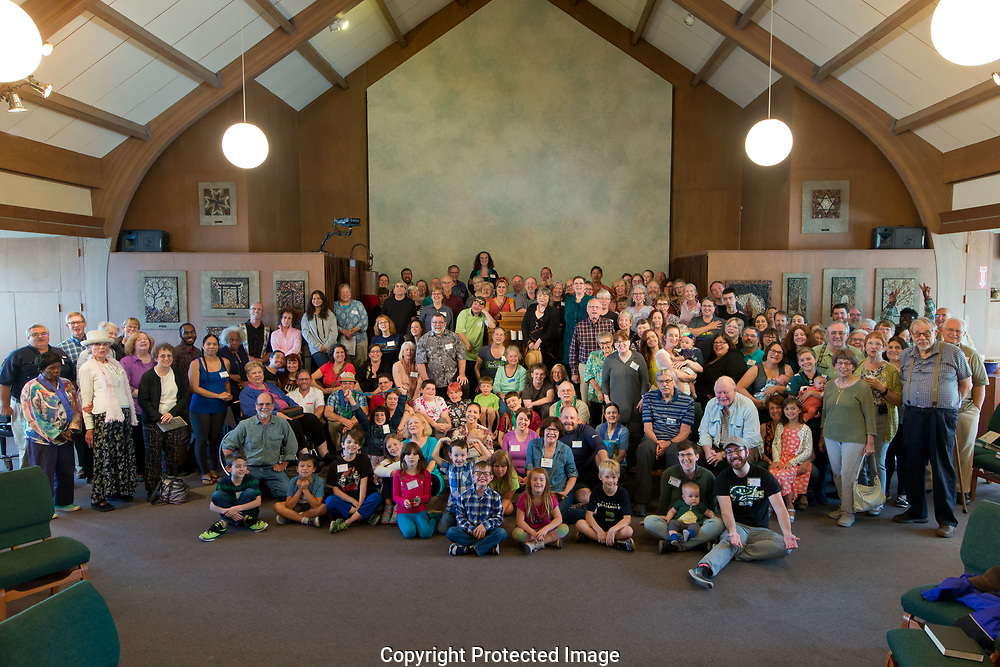 TUUC group photo Sunday, Sept. 10, 2017. (Photo/John Froschauer)