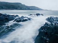 Kilchiaran Bay at dusk, Islay, Scotland