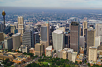 Eastern View of Sydney Skyline