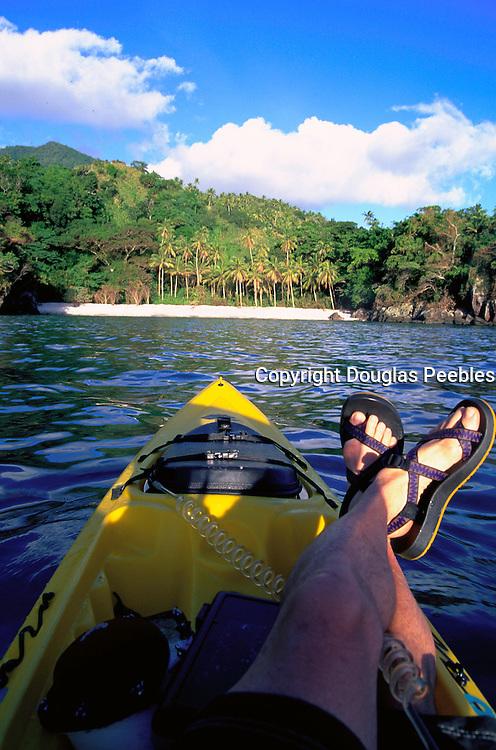 Kayak, Kadavu, Fuji<br />