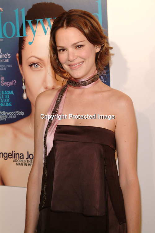 Jacinda Barrett<br />