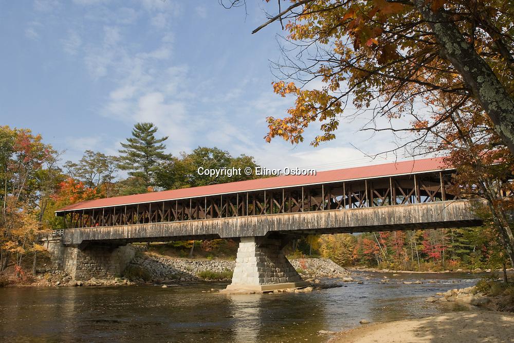 Saco River Bridge 1890