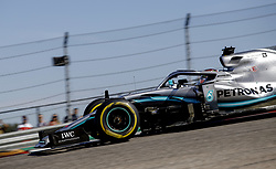 November 3, 2019, Austin, United States of America: Motorsports: FIA Formula One World Championship 2019, Grand Prix of United States, ..#44 Lewis Hamilton (GBR, Mercedes AMG Petronas Motorsport) (Credit Image: © Hoch Zwei via ZUMA Wire)