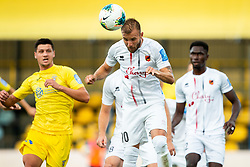 Stefan Stevanovic of Tabor during football match between NK Domzale and NK CB24 Tabor Sezana in 31st Round of Prva liga Telekom Slovenije 2019/20, on July 3, 2020 in Sports park, Domzale, Slovenia. Photo by Vid Ponikvar / Sportida