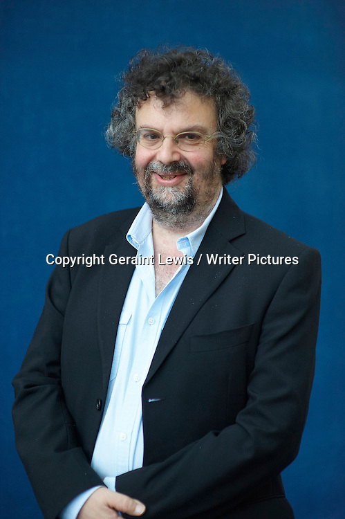 Stephen Poliakoff, British playwright, director and scriptwriter, at the 2010 Edinburgh International Book Festival, August 23, 2010.<br /> <br /> Copyright: Geraint Lewis / Writer Pictures<br /> contact +44 (0)20 8224 1564<br /> sales@writerpictures.com <br /> www.writerpictures.com