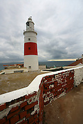 Gibraltar, Europa point, The lighthouse