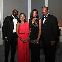 Darius and Jovita Foster, Mallory and Preston C. Polk