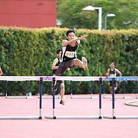 C Div Boys 400m Hurdles