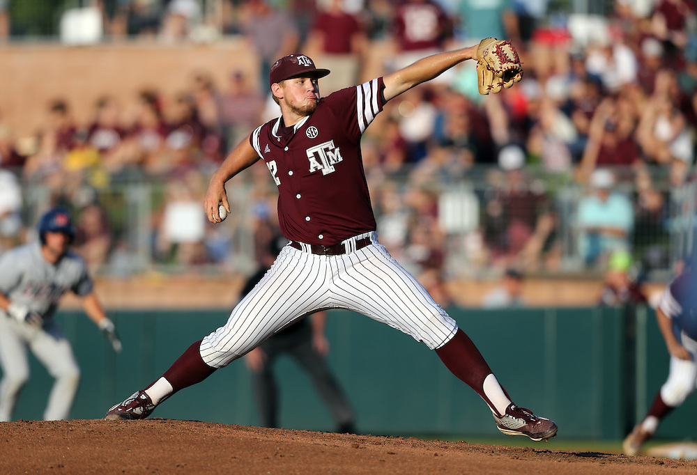 Ole Miss vs. Texas A&M baseball