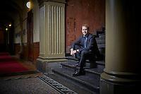Den Haag, 25 Januari 2017 - D66 Tweede Kamerlid Kees Verhoeven.<br /> <br /> Foto: Phil Nijhuis