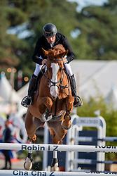 Routledge Max, GBR, Joly-Fleur TV<br /> FEI WBFSH Jumping World Breeding Championship for young horses Zangersheide Lanaken 2019<br /> © Hippo Foto - Dirk Caremans