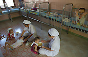 Peace Village at the Tu Du (Freedom) Obstetrics and Gynaecology Hospital in Ho Chi Minh City, Vietnam