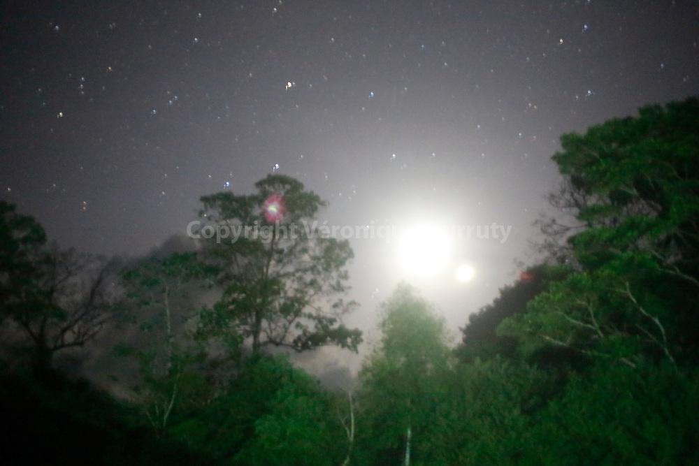 Corcovado National park, Costa Rica // le ciel étoilé, Parc national Corcovado, Costa Rica