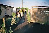 The Excalibur Estate, Catford 2002-2004