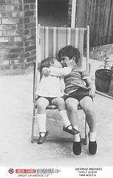 April 18, 2012 - London, England, United Kingdom - GEORGE MICHAEL FAMILY ALBUM..AGED 5 1968 (Credit Image: © Lfi Archive/Avalon via ZUMA Press)