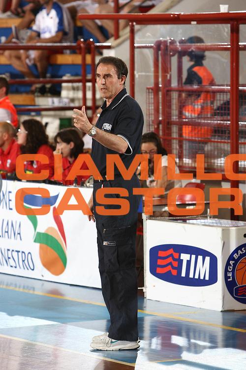DESCRIZIONE : Porto San Giorgio Raduno Collegiale Nazionale Maschile Amichevole Italia Premier Basketball League<br /> GIOCATORE : Carlo Recalcati<br /> SQUADRA : Nazionale Italia Uomini<br /> EVENTO : Raduno Collegiale Nazionale Maschile Amichevole Italia Premier Basketball League<br /> GARA : Italia Premier Basketball League<br /> DATA : 11/06/2009 <br /> CATEGORIA : coach<br /> SPORT : Pallacanestro <br /> AUTORE : Agenzia Ciamillo-Castoria/C.De Massis