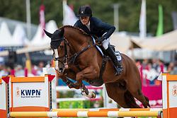 Müller Caroline, GER, Justice HL<br /> KWPN Kampioenschappen - Ermelo 2019<br /> © Hippo Foto - Dirk Caremans<br /> Müller Caroline, GER, Justice HL