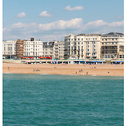Brighton Beach Triptych