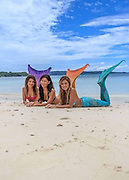 School in Philippines that will teach you how to be a Mermaid!<br /> <br /> Looking for a reason to visit the Philippines? This mermaid school should do the trick. No, seriously, there's an actual school that will teach you how to be a mermaid. It's called the Philippines Mermaid Swimming Academy.<br /> <br /> A couple of years ago, the academy was founded by Anamie Saenz and Normeth Preglo. The duo was looking for a new fitness craze and thought of mermaids!<br /> <br /> It's all pretty simple; students are given mermaid tails that help them focus on their core muscles while they swim around like Ariel.<br /> <br /> If you're really looking to get involved, you can kick things up a notch with mermaid scuba diving and mermaid water scootering.<br /> <br /> The best part about the mermaid school? You can be any age and any gender — it really doesn't matter!<br /> <br /> All you need to do is pull together $40 for an introductory class. You get to use a mermaid tail, and you'll also get photos while taking part in the class.<br /> ©philippine mermaid swimming academy/Exclusivepix