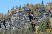 Herkulessäulen, Felsen im Bielatal, Sächsische Schweiz, Elbsandsteingebirge, Sachsen, Deutschland | Herkulessäulen, rocks in Bielatal, Saxon Switzerland, Saxony, Germany