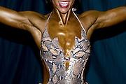 Ostrow Mazowieski, Poland. Female Body Building and Fitness Debut 2010 Contest.