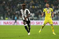 19.11.2016 - Torino - Serie A 2016/17 - 13a giornata  -  Juventus-Pescara nella  foto: Moise Kean - Juventus