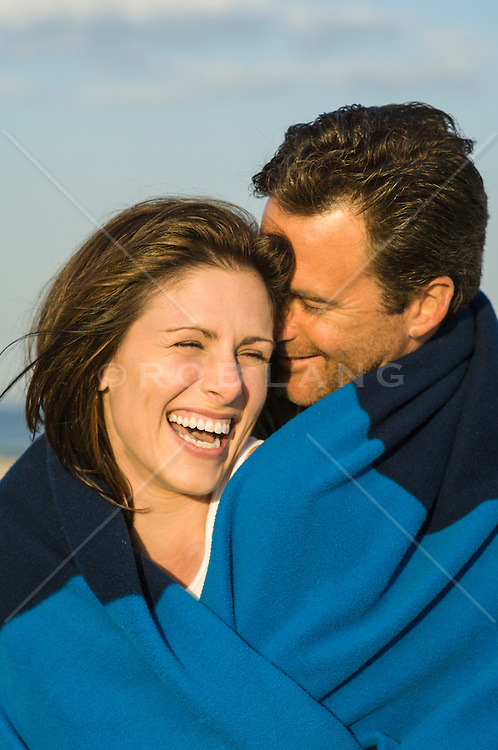 couple enjoying time together outdoors