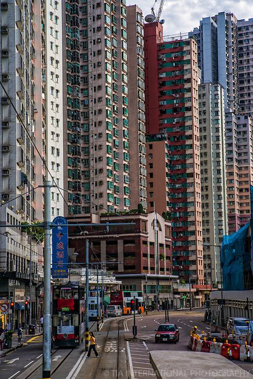 High Rise Residences of Hong Kong