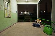 Viale Ortles. Dormitorio.