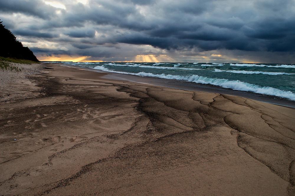 Pictured Rocks National Lakeshore, Michigan's Upper Peninsula