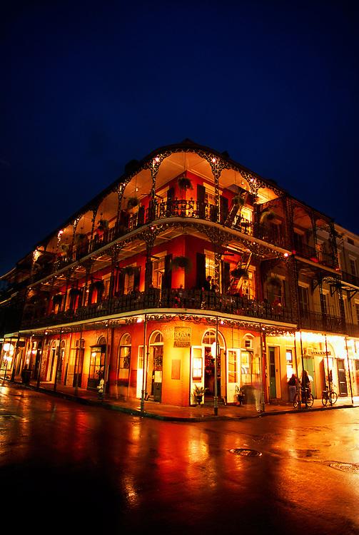 Royal Street, French Quarter, New Orleans, Louisiana