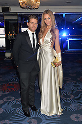 JONNY & CASSANDRA DODGE at The Butterfly Ball in aid of Caudwell Children held at the Grosvenor House, Park Lane, London on 25th June 2015