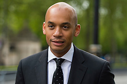 © London News Pictures. 10/05/2015. Labour Party  MP Chuka Umunna arriving for the Marr Show in London. . Photo credit: Ben Cawthra/LNP