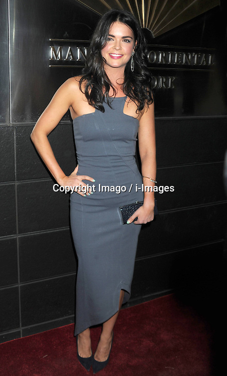 Katie Lee Joel attends the New Yorker's For Children's 10th Anniversary A Fool's Fete Spring Dance at Mandarin Oriental Hotel New York, USA, April 9, 2013. Photo by Imago / i-Images...UK ONLY.