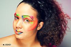 The Carnival Beauty Shoot