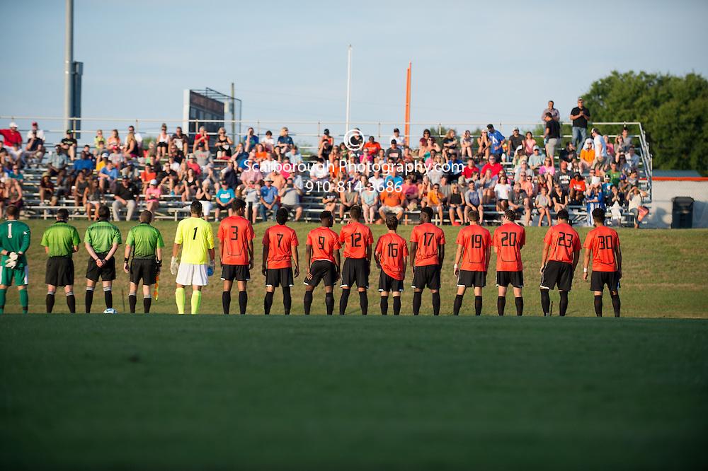 2015 Campbell University Men Soccer vs North Carolina State