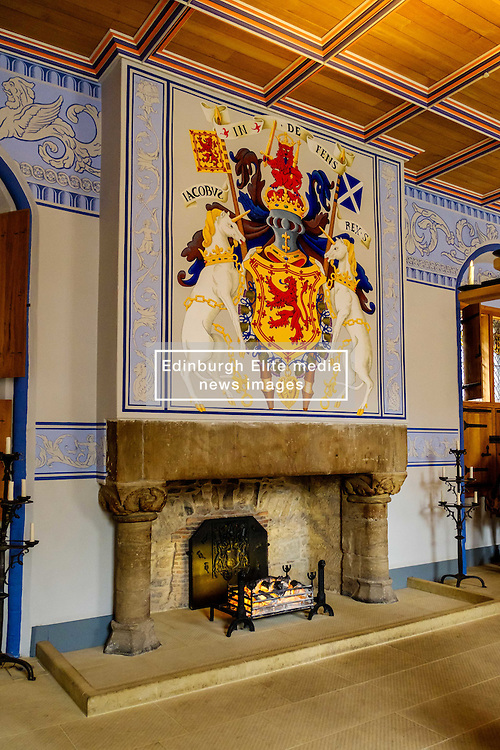 The KIng's Bedchamber, Stirling Castle, Scotland<br /> <br /> (c) Andrew Wilson | Edinburgh Elite media