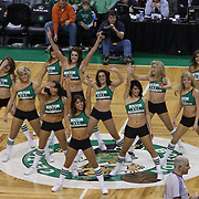 Boston Celtic Dancers don't have the reputation that the Laker Girls do, but I'm sure you'll agree that they have their own talents.