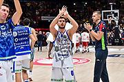 Marco Spissu<br /> A|X Armani Exchange Olimpia Milano - Banco di Sardegna Dinamo Sassari<br /> Legabasket LBA Serie A 2019-2020<br /> Sassari, 16/11/2019<br /> Foto L.Canu / Ciamillo-Castoria