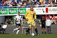 18.07.2009, Tehtaankentt?, Valkeakoski, Finland..Veikkausliiga 2009 - Finnish League 2009.FC Haka Valkeakoski - Vaasan Palloseura.Jens NygOErd - VPS.©Juha Tamminen...