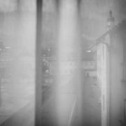 Innsbruck kurz nach einem Gewitter. Blick aus einem Hotelzimmer auf Innsbruck.<br /> &copy; Harald Krieg/Agentur Focus